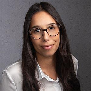 Photo de Inès Assoul, Responsable des opérations et de l'expérience-client