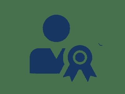 Icône représentant un agent du service à la clientèle
