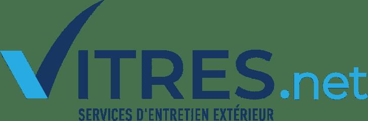 Logo of Vitres.net, Exterior maintenance services